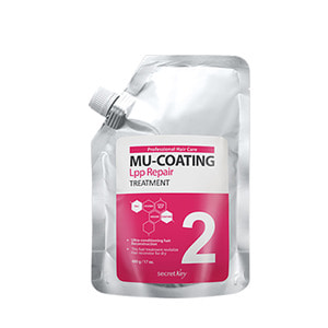 secretKey Mu Coating LPP Repair Treatment 480g