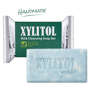 andLAB Xylitol Mild Cleansing Soap Bar 100g