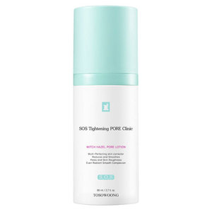 TOSOWOONG SOS Tightening PORE Clinic Witch Hazel Pore Lotion 80ml